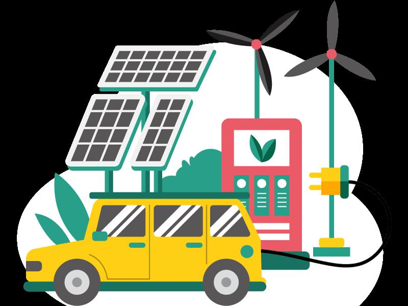 Installateur de borne de recharge pour véhicule électrique