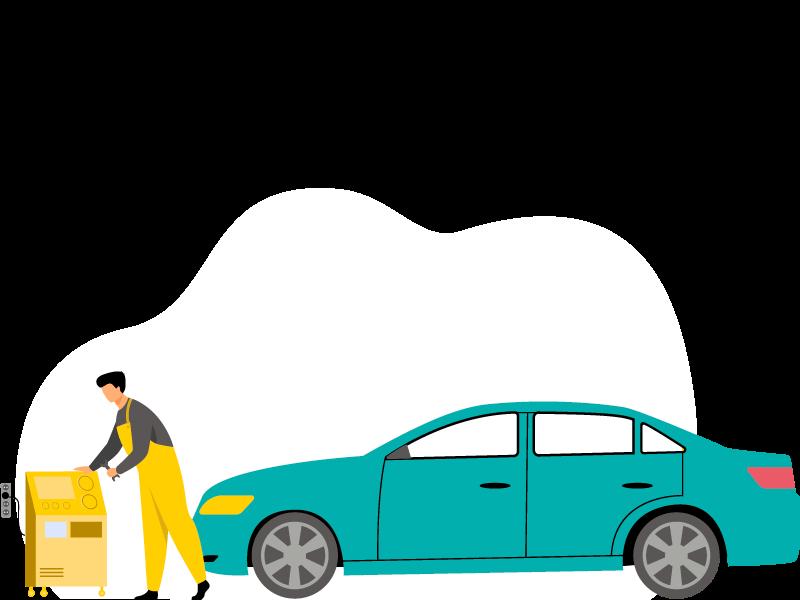 Maintenance de borne de recharge pour véhicule électrique