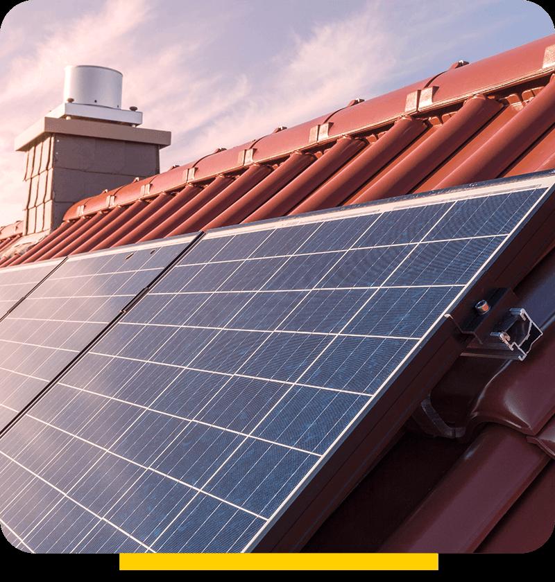 Installation de panneaux photovoltaïques à Nantes